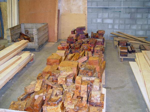 wood pen turning supplies